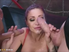 BRAZZERS 2018 FACIAL CUMSHOT COMPILATION PART 2 ( APR-JUNE CUMPILATION )